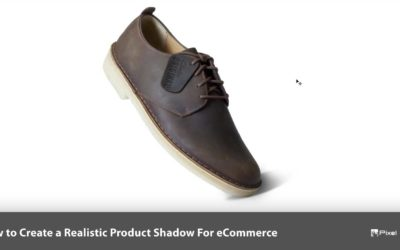 How to Create a Realistic Product Shadow For eCommerce