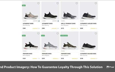Brand Product Imagery: How To Guarantee Loyalty Through This Solution