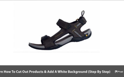 How to Remove White Background (Or Any Colour) From Product Images