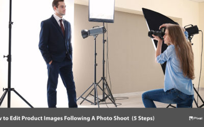 How To Edit Product Images Following A Photo Shoot