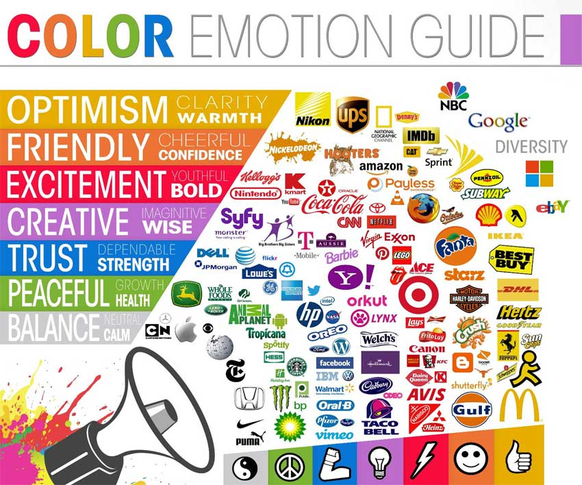 brand image colors