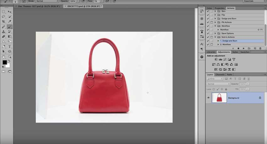 image editing and image retouching the difference